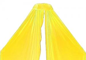 Aerial Silk 8m yellow